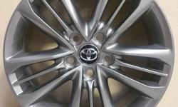 """NEW PULL OFFS!! TOYOTA CAMRY 17"""" WHEELS!!((($400))) HAVE TIRES OF YOUR CHOICE NEW AND USED IN STOCK FOR SALE!!  ***WE ALSO HAVE IN STOCK NEW AND USED TAKE OFFS FOR CHEVY SILVERADO 1500,2500 HD, 3500,TAHOE, GMC SIERRA,YUKON, FORD F-150 F-250,DODGE"""