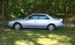 Toyota Camry 1997: PW, PL, Air, Cruise Control, Tilt Wheel, Sunroof, V6, Automatic Trans, 113,891 actual miles, Aluminum Wheels, Kenwood Stereo. Very Nice condition.
