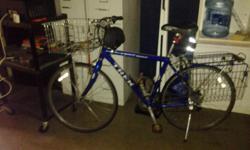 Blue trek nice bike plear call or text 760_270_84_57