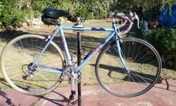 Excellent Condition Trek Road Bicycle. 21 Speeds - New Tires. Extra new set of tires.