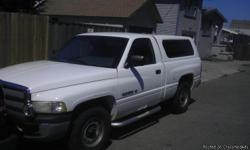 97DODGE RAM 1500  NEW PAINT JOB RUNS GREAT ONE OWNER