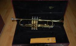 Holton trumpet good comdition, recently serviced.