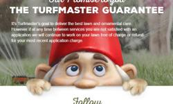 Established in 1993, Turfmaster is a family ownedand operated company that has its roots firmlyembedded in the Central Florida community. Starting out with a pick-up truck and a telephonein the garage of our parent?s home we