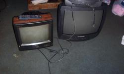 tv's 30.00 each durabrand dvd player 3months old
