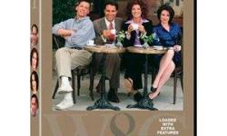 ANNA NICOLE , WILL AND GRACE SEASON 1 - 20 FOR BOTH SETS