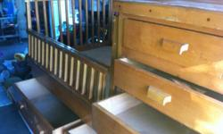 twin bed for sale $200.00 ()-