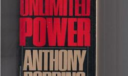 Unlimited Power by Anthony Robbins  *Local pick-up only  (Wallingford)  *Cliff's Comics & Collectibles *Comic Books *Action Figures *Hard Cover & Paperback Books *Location: 656 Center Street, Apt A405, Wallingford, Ct *Cell phone # --