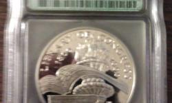MODERN COMMEMORATIVE SILVER DOLLARS AT SUPER PRICES! 2000-P LIBRARY OF CONGRESS SILVER DOLLAR ICG PR70 - PLEASE GO HERE >>>> http://us.ebid.net/for-sale/2000-p-library-of-congress-dollar-icg-pr70-deep-cameo-43879728.htm 1994-D WORLD CUP SILVER DOLLAR ICG