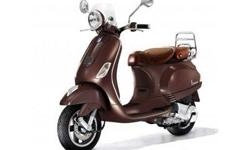 Great way to get around town 2012 Vespa LXV. Pre-owned and a great deal for a solid and flashy scooter.