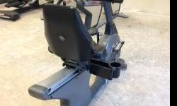 """ASK FOR MIGUEL!! Stop By our Showroom in Longwood to see and test The Equipment!!! INFO:720-254-8842 MONDAY - FRIDAY 9am-5Pm 405. N HIGHWAY 17-92 LONGWOOD,FL 32750 Brand Vision Fitness Model R-70 Type Recumbent Bike """"MID COMMERCIAL"""