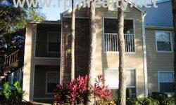 This a cute and very well maintained 2 bedroom, 2 bath downstairs condo in the gated Park Central community, located at the corner of John Young Parkway and Americana, and very convenient to local shopping (just minutes to the Millenia Mall), dining,