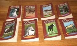 This Collection of Horse books is about a little girl, who becomes a Horse Whisperer. Great condition, worth every penny.
