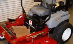 BIG SELECTION OF ZERO TURN MOWERS,,,,WORLDLAWN POWER EQUIPMENT,,,A 30 YEAR OLD COMPANY,,,21 HP TWIN KAWASAKI ENGINE,,,48 INCH CUT,$4999.00,,,,,,23HP KAWASAKI ENGINE,,52 INCH CUT,$5699.00,,,,,,27HP KAWASAKI ENGINE,,,60 INCH CUT,$6299.00....ALL UNITS HAVE 7