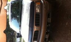 TAN BROWN NICE LEATHER EXCELLENT CONDITION IN SIDE AND OUT U MUST DRIVE / SEE 770-294-6375 ANTHONY EVERY THING WORKS WIFE AND I DRIVE IT EVERY DAY WE HAVE 7 VEHICLE TIME TO SALE...