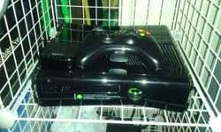 My headset is a Turtle Beach x31 its a gaming headset it has box and manuals as well i rarely use it its perfect condition The xbox 360 is the slim model and is 250 Gigs it has all cords and wireless controller it is very well taken care of perfect